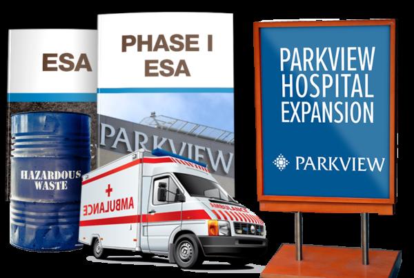 Phase I ESA Parkview Hosptial