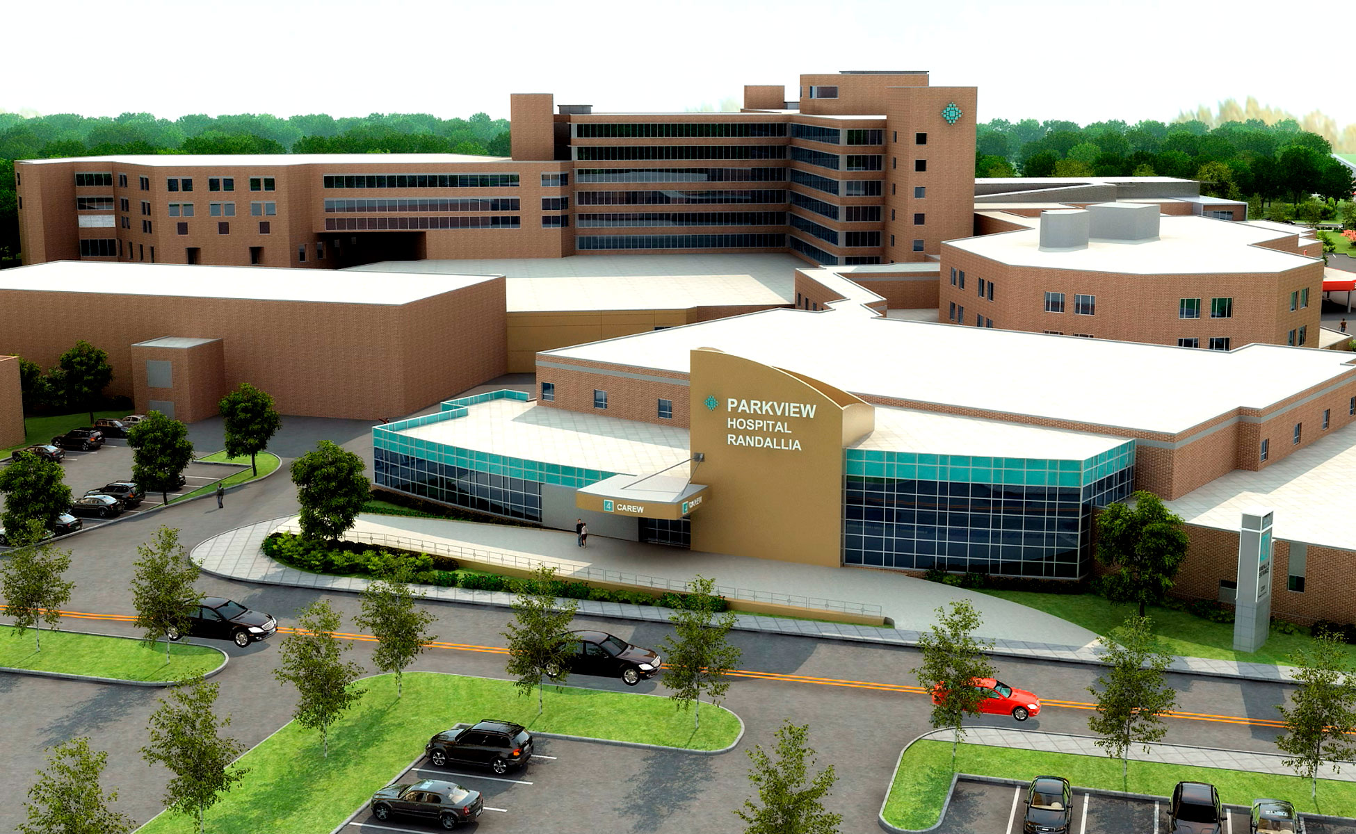 Project: Parkview Hospital – Multiple Phase I ESAs
